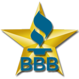 A-1 Roofing BBB Gold Star Award