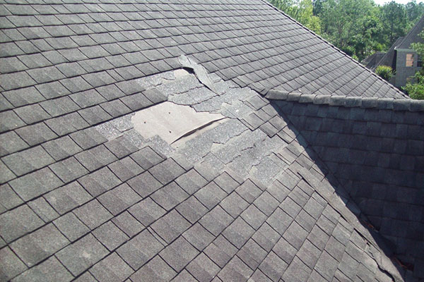 Roof repair and insurance claims